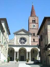 Acqui Terme , Alto Monferrato, la Cattedrale