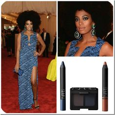 Get The Look: Solange Knowles 2013 Met Gala
