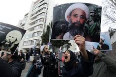 The Big Story Saudi Arabia announced Sunday it was severing diplomatic relations with Shiite powerhouse Iran amid escalating tensions over the Sunni kingdom's execution of a prominent Shiite cleric.