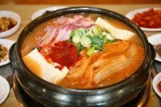 Recette Coréenne : Soupe de kimchi / Kimchi jjigae