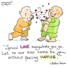 buddha doodles everything starts with love - Buscar con Google