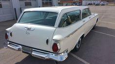 '64 Chrysler Newport 4 Door Hardtop Station Wagon