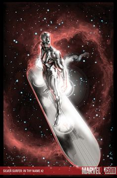 Silver Surfer: In Thy Name.