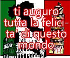 Herzlichen gluckwunsch in italienisch