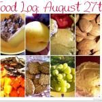 """10 day eating CLEAN & LEAN Challenge"" Food Log: Day 7"