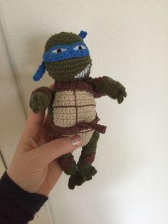 Hækles Ninja turtles