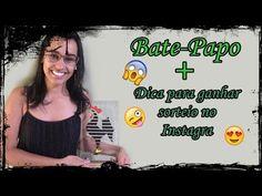 BATE PAPO + DICA PARA GANHAR SORTEIO NO INSTA   Pam Rocha