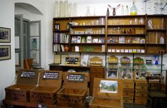 Pure traditional soap produced from local olives: Patounis Soap Factory in Corfu Town Corfu Town, Photo Sketch, Wonderful Places, Greece, Soap, Pure Products, Traditional, Olives, Outdoors