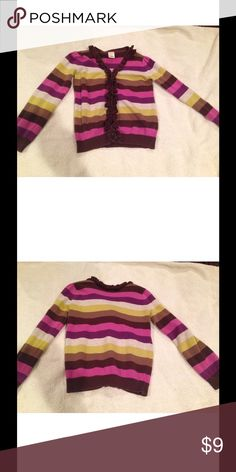 Cute little girl cardigan Old Navy 5T Cute little girl cardigan Old Navy 5T in good condition Old Navy Shirts & Tops