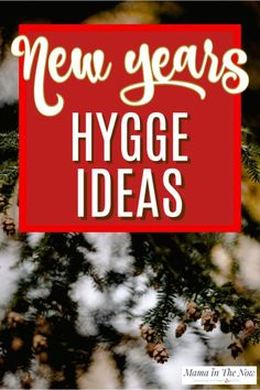 Instead of a stress-filled New Year's eve, focus on your family and hygge! Get all the stress-free New Year's hygge ideas you need right here! New Years Party, New Years Eve, Rustic Christmas, Christmas Diy, Christmas Decorations, Encouragement For Today, Hygge Life, Comfort And Joy, Free News