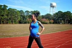 10 Reasons to Stay Active During Pregnancy!