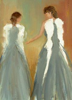 Angels by Anne Neilson ~ Beautiful & Fine Angel Art