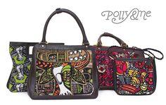 Image Textiles, Illustrations, Bags, Purses, Illustration, Taschen, Totes, Hand Bags, Illustrators