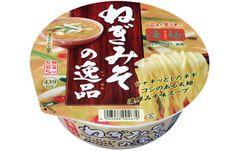 No.89 Yamadai New Touch Sugomen Negi Miso no Ippin 133g