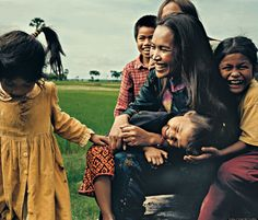 Somaly Mam is the founder of the Somaly Mam Foundation which works to end sex trafficking and help former sex slaves regain their lives. She is a former child slave from Cambodia who is now known as a Visionary and Hero worldwide.