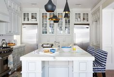 Andrew Howard...love the mix of traditional with modern elements.