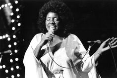 Recorded after a traumatic period in the singer's life, Gloria Gaynor's disco hit quickly found its true audience: LGBT communities, survivors of domestic violence and others pushed aside by society. American Anthem, Dj Like, Johnny Mathis, Marvin Gaye, African Girl, The Dj, Lgbt Community, Aretha Franklin, Diana Ross