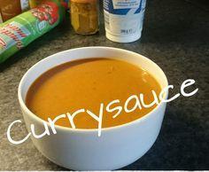 Rezept Currysauce ....ohne Tüte!!! von Schnitchen1973 - Rezept der Kategorie Saucen/Dips/Brotaufstriche