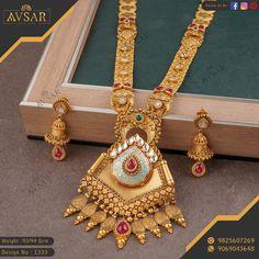 Gold Earrings Designs, Unique Earrings, Necklace Designs, Gold Chain Design, Gold Jewellery Design, Gold Mangalsutra, Gold Jewelry Simple, Jewellery Sketches, Long Necklaces