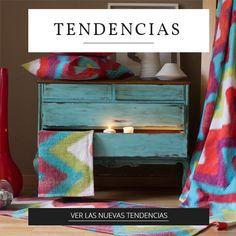 Tendencias para vestir tu hogar, colores, zig-zag, velas. zig-zag de colores, colorterapia a la luz de las velas.Zigzag of colors, colour therapy in the light of the candles
