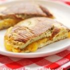 Grilled Cheese Flatbread