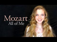 ILY!! -❤-Like this -❤- Comment-❤- Enjoy it!-❤-Mozart sings John Legend's All of Me -❤- I LOVE this song, It's been in my set for a while, so had to make my o...