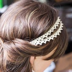 lace hairbands