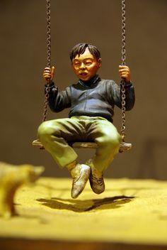 "from ""Hamamatsu Diorama Factory"" JAPAN  http://www.hamamatsu-diorama.com"