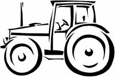 50 Best Gritty Tractor Coloring Pages images in 2019