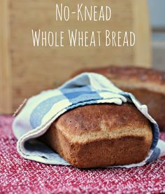 super simple homemade bread no knead sandwich bread the easy bread ...
