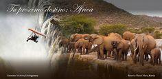 ¿Una experiencia nueva en África? Una luna de miel que nunca olvidarás.
