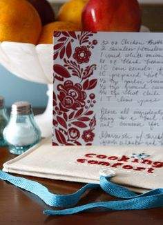 Printable for this recipe card