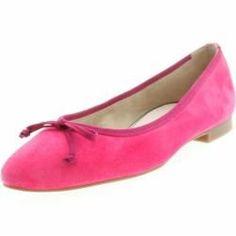 Schuhe Damenschuhe Klassische Leder Tommy Hilfiger Ballerinas Hellbraun Gr.36-41