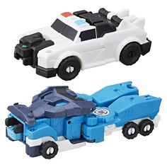 Transformers: Robots in Disguise Combiner Force Crash 3.5 inch Combiner Action Figure - Lunar Force Primestrong