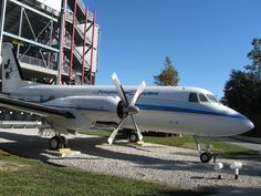 Walt Disney's Private Plane - Backlot tour @ Disney's Hollywood Studios - 2008 - by Jamie Benny