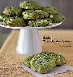 Blog post at Its Yummi : These white chocolate matcha cookies are my contribution to the Creative Cookie Exchange. This month, we're showcasing coffee or tea in our[..]
