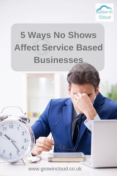 No-shows can have a huge impact on small business owners. Read our guest post blog to find out the 5 key ways no-shows affect service based businesses, with ideas on how to reduce this.