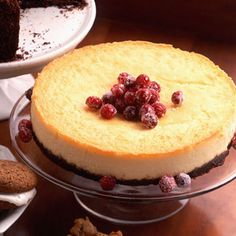 10 AMAZING Christmas desserts you must try: Almond Cheesecake
