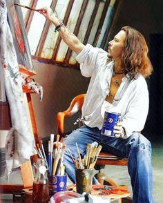 Johnny Depp 😇