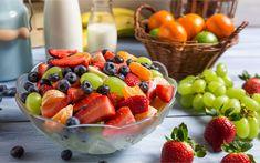 Fruit Salad Wallpaper 1280x800