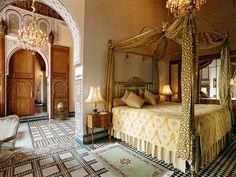 Sofitel Fès Palais Jamaï, Fes, Fes al Bali, Morocco - hotel Review & Photos - Condé Nast Traveler