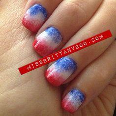 Patriotic Tie-dye!