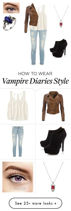 """summer outfit 81"" by adelineojeda on Polyvore featuring Aéropostale, Head Over Heels by Dune and Hot Topic"