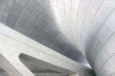 Dongdaemun Design Park & Plaza — Zaha Hadid
