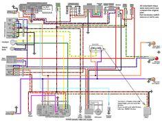 de5d52e2409fec2f5ef10f130e06771b left side view of wiring positioning for yamaha xs400 motorcycle yamaha xs1100 wiring diagram at aneh.co