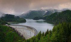 Barajul Dragan Floroiu - Apuseni Mountains - Cluj - Romania