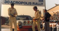 Just Do It with this ex-Acropolis Rally Porsche 911 | Classic Driver Magazine