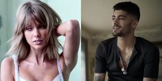 """Watch Taylor Swift and Zayn's New Video for Fifty Shades Track """"I Don't Wanna Live Forever"""" 