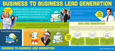 Browse this site http://www.intellisea.com/services-b2b-lead-generation/ for more information on B2b sales leads. There are many tactical methods for generating good B2b sales leads online, but it really depends on what type of business you want to build.