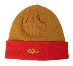 df1b138e2d4 Nike Men s Fisherman 6.0 Beanie Hat Brown-Orange
